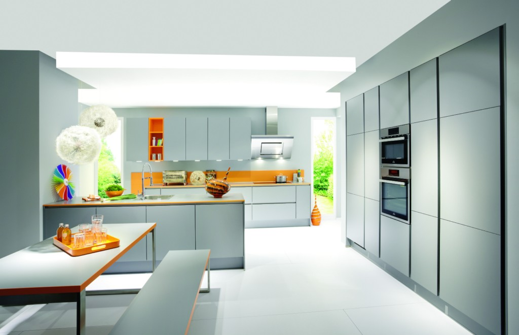 Strak Vormgegeven Keuken : Moderne keukens - MeSo Keukens